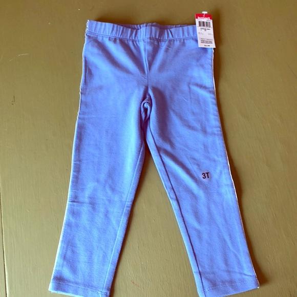 591e57507268e Wonderkids Bottoms | Blue Sparkle Toddler Girl Legging Sz 3t | Poshmark